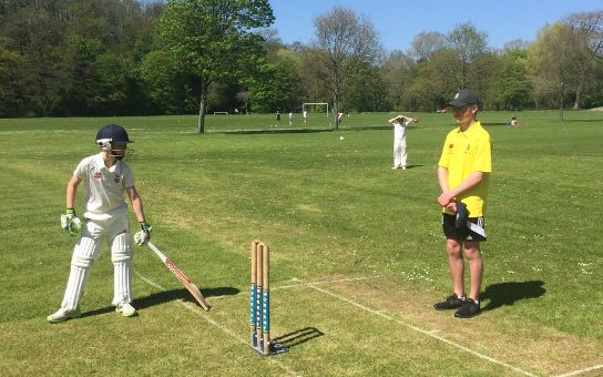 Young Cricket Officials Sign Up Now!
