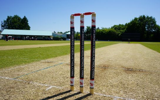 2 in 2 for Wales after 147 run victory