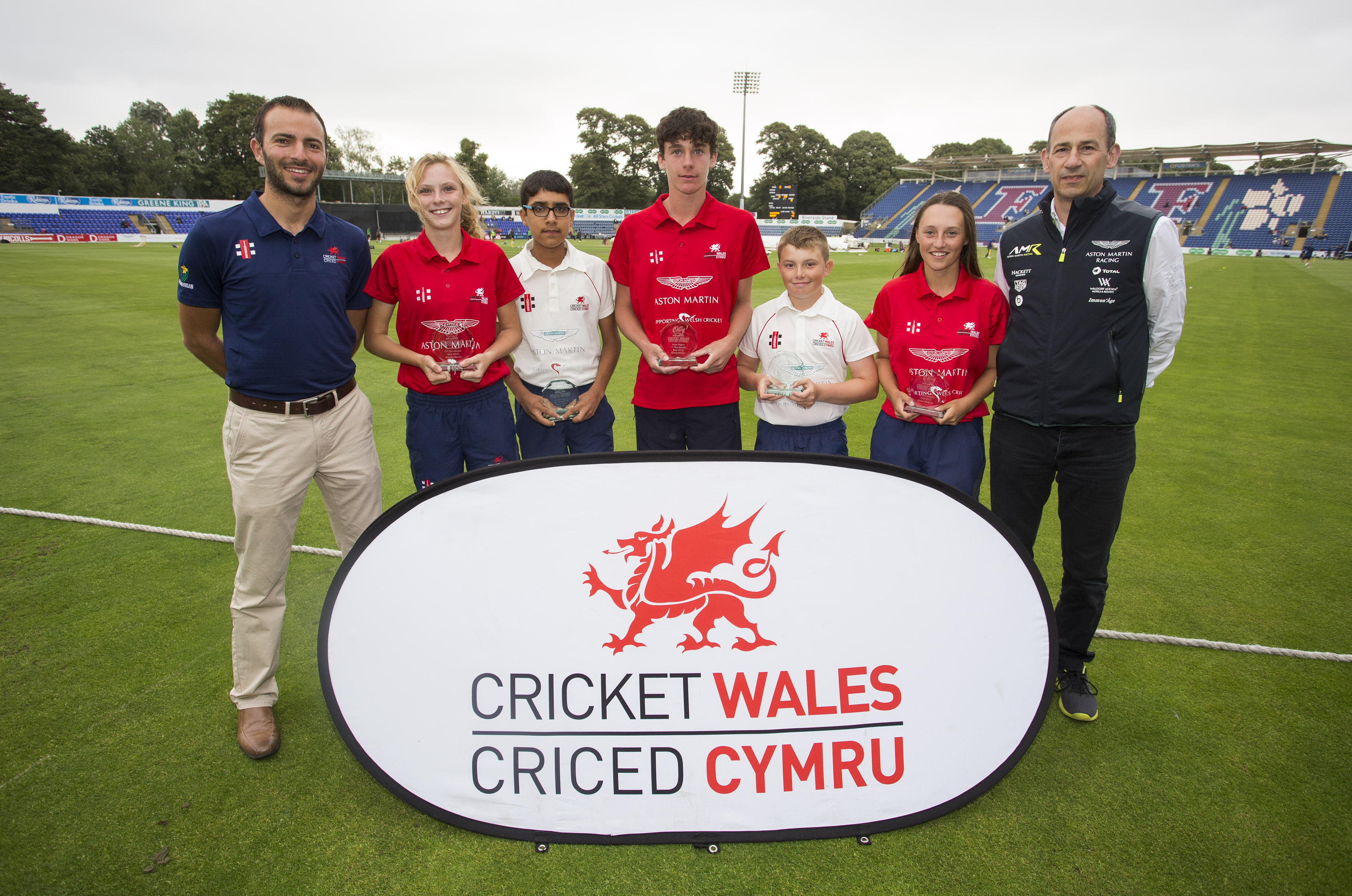 Cricket Wales - News