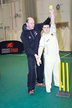 Cricket Wales - Disability