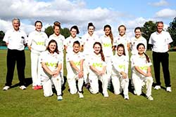 Cricket Wales - Squads